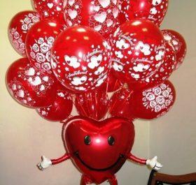 день_святого_Валентина_шары